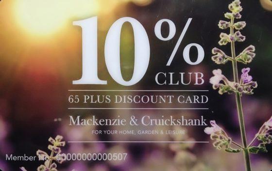 Mackenzie & Cruickshank 10% Club