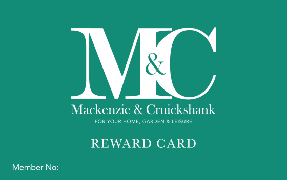 Mackenzie & Cruickshank Loyalty Card