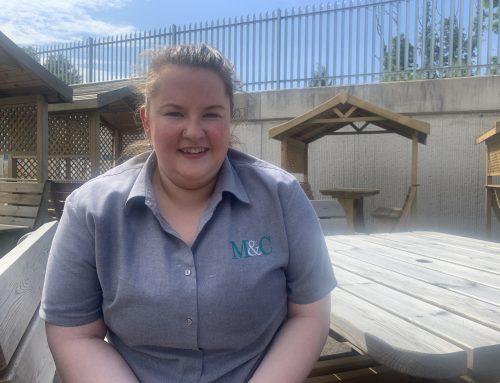 Saturday girl to kitchen supervisor – Eilish's 10 years at M&C!